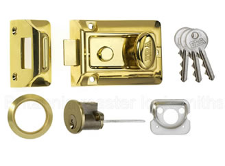 Night Latch Locks