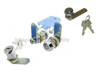Cam Locks | Garage Lock | Replacing A Cam Lock