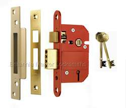 ERA Fortress 5 Leaver Sashlock BS3621