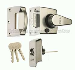 ERA BS Double Locking Escape Nightlatch  1730
